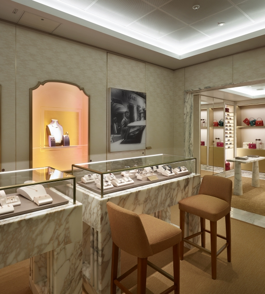 Bulgari Exclusive Shop Princess Majestic